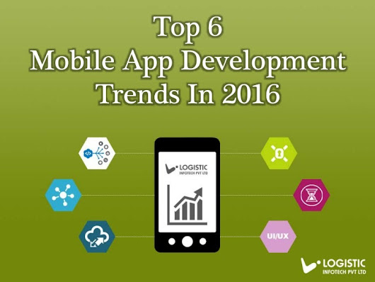 Top 6 Mobile App Development Trends In 2016