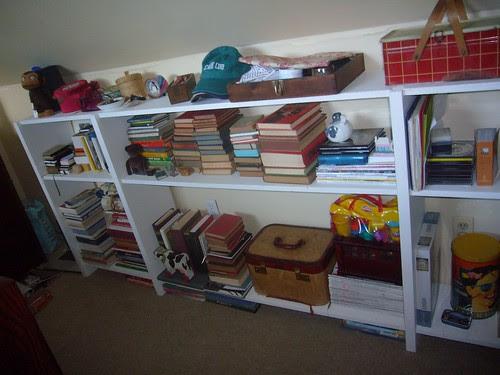 bookcase too