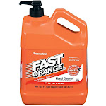 Fast Orange Waterless Pumice Lotion Hand Cleaner, Natural Citrus, 1 gal.