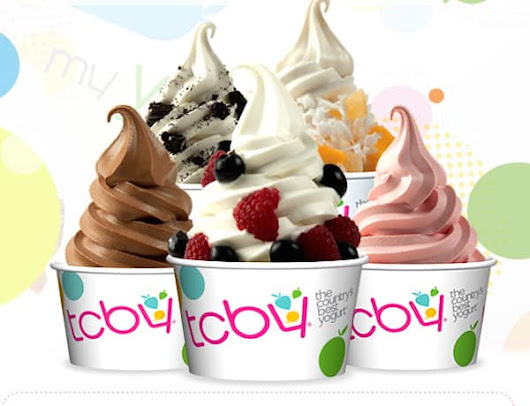 TCBY celebrates 37th birthday with BOGO for 37¢ - Living On The Cheap