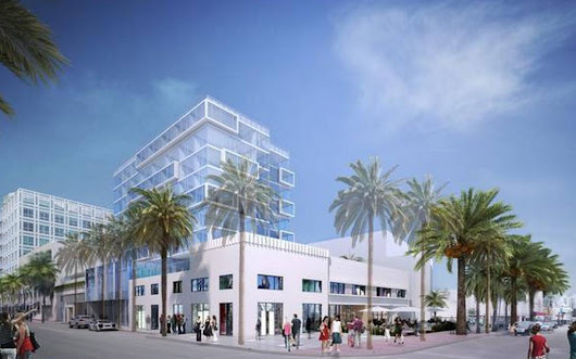New South Beach hotel to help launch Hyatt Centric brand