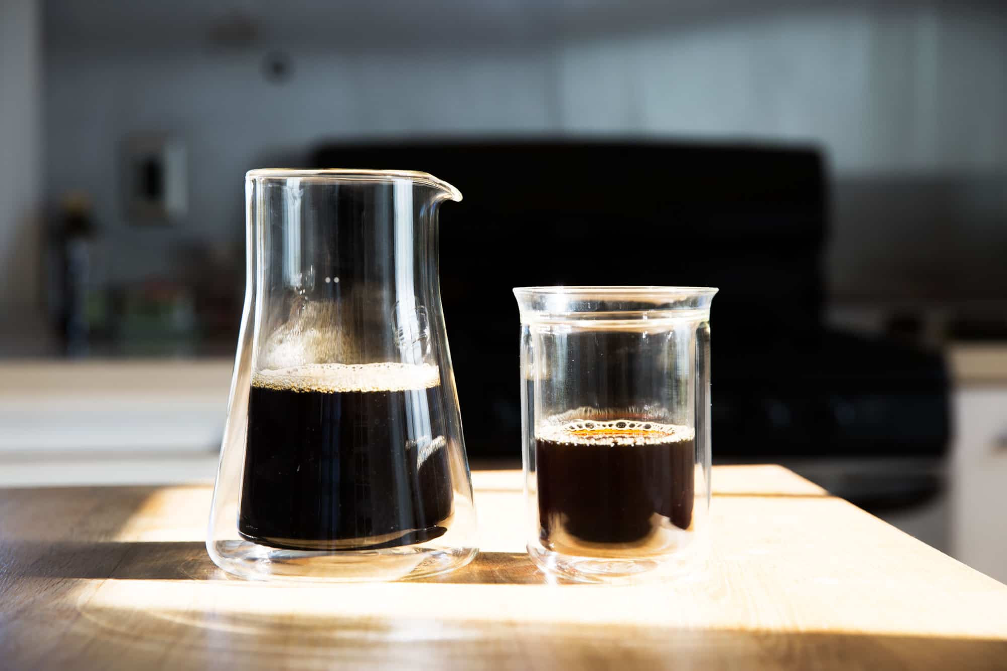 The Golden Ratio For Brewing Coffee Fellow