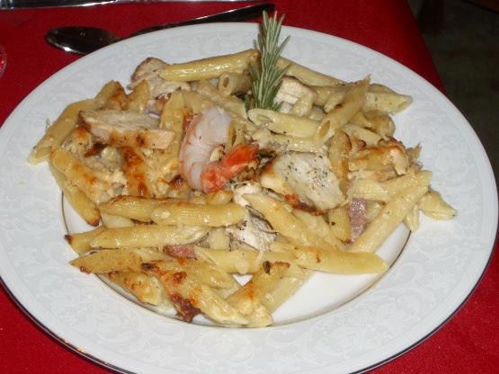 Romanos Macaroni Grill Penne Rustica By Todd Wilbur Recipe ...