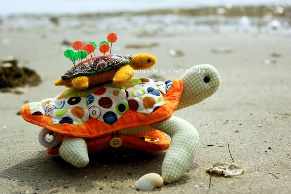 sew turtle