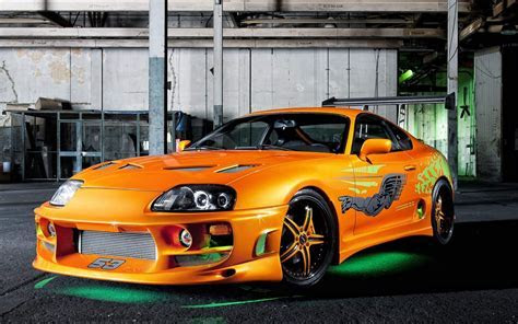 "Need For Speed Most Wanted ""Fast and furious"" Toyota Supra""   YouTube"