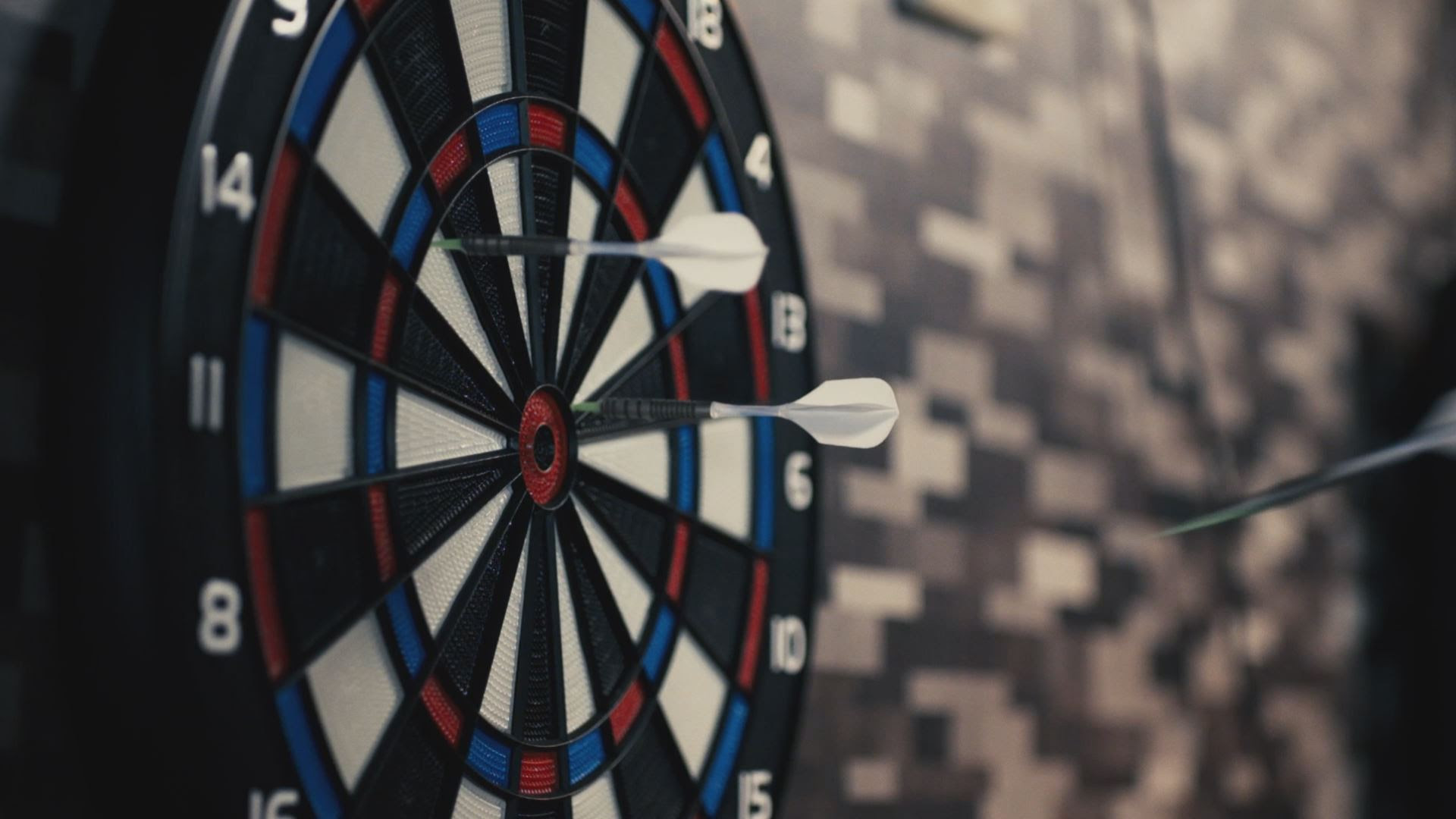 Darts Connect The World S First Smart Dartboard With An Online