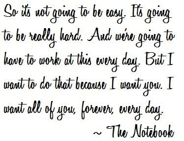 Notebook Quotes Thats What We Do We Fight The Notebook Tattoo