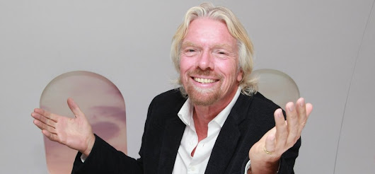 9 Things Richard Branson Says You Should Do to Be Successful and Happy