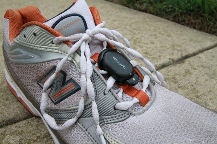 Garmin FR910XT ANT+ Footpod