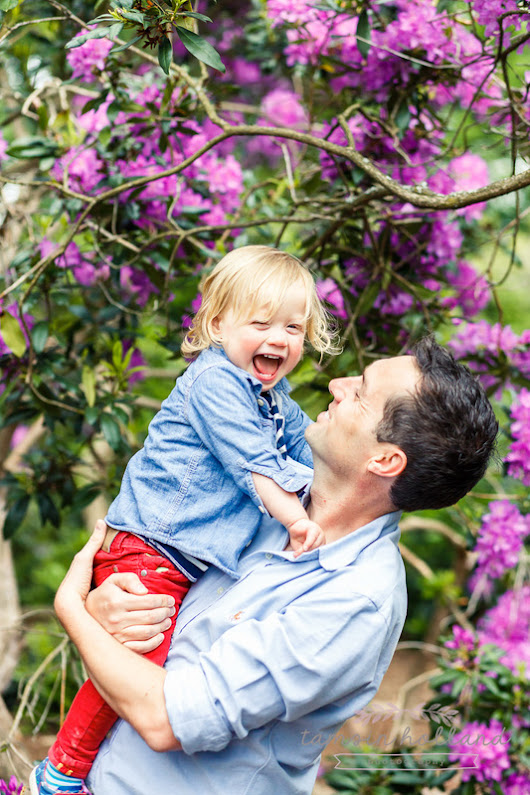 Father's day - a celebration of love (Teddington family photography)