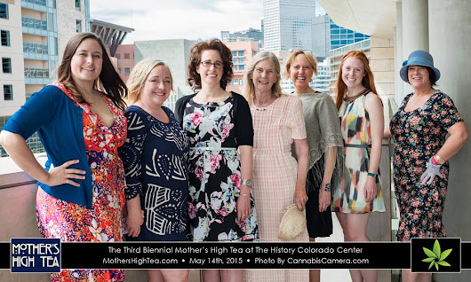 The 2015 Mother's High Tea Committee