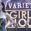 They'll get the royal seal of approval: Cheryl Cole leads the glamour at Variety Performance as Girls Aloud entertain the Queen in stunning gowns