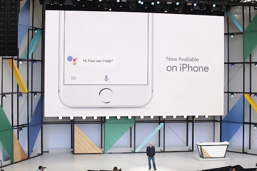 Google Assistant Just Launches on iOS