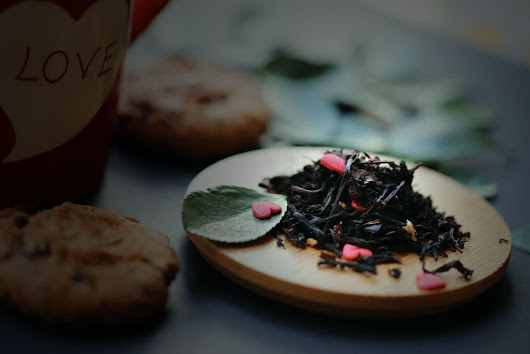 Love Inspired Tea: Dance of Love flavoured black tea – Brewing Leaf