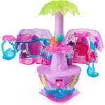 Hatchimals Colleggtibles Crystal Canyon Secret Scene Playset with Exclusive Hatchimals, Multicolor
