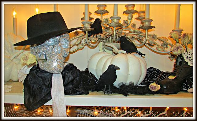 Penny's Vintage Home: Haunted House Tour