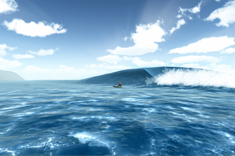 Shorebreak: the flow of the ride and the waves' physics are getting better