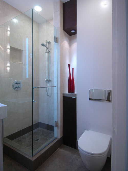 Small Bathroom Stand Up Shower Home Design Ideas, Pictures ...