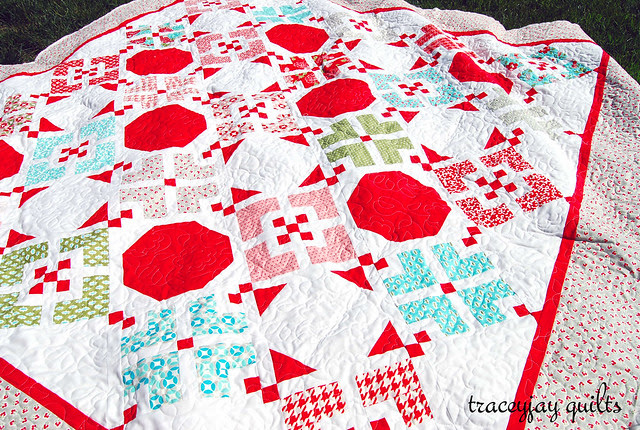 quilted penny candy