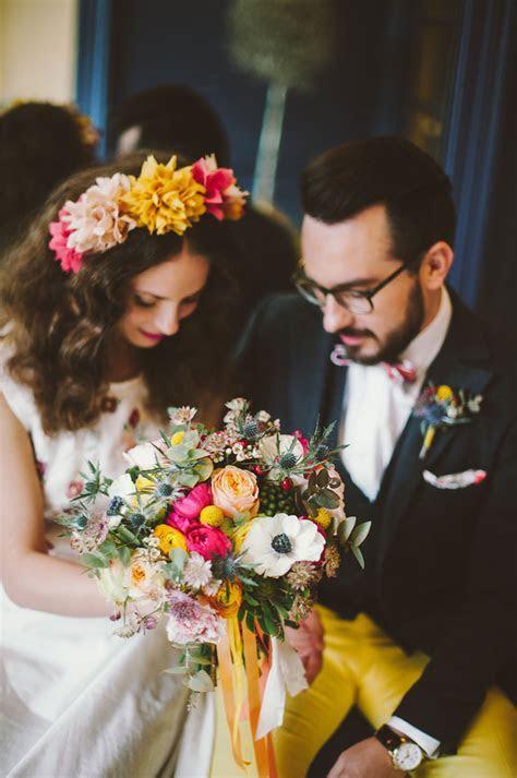 Shooting : Heureux mariage de couleur   Blog mariage