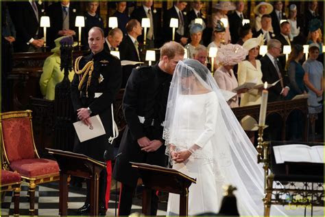 Meghan Markle & Prince Harry Are Married   See Wedding