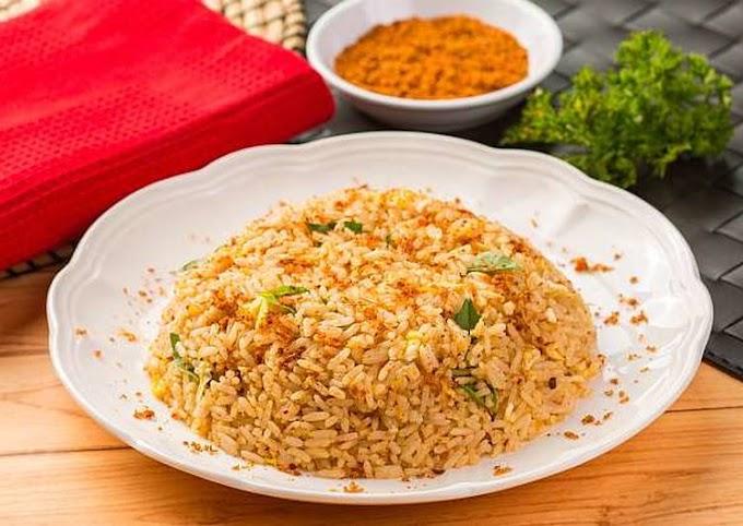 Cara Praktis Membuat Nasi Goreng BonCabe Roa Bikin Nagih