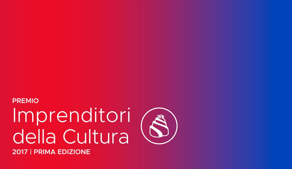 Risultati immagini per Prima edizione del Premio Imprenditori della Cultura