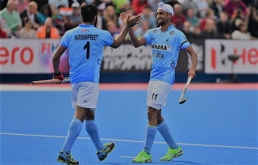 India vs Great Britain Sultan Azlan Shah Cup 2017 Live Streaming, Live Score And Team News - Play Caper