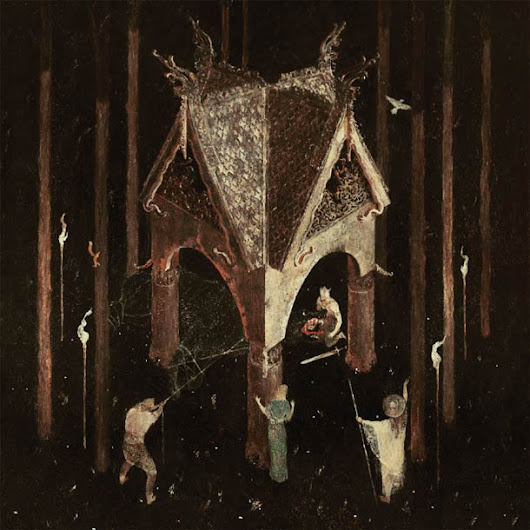WOLVES IN THE THRONE ROOM, Thrice Woven - The New Noise