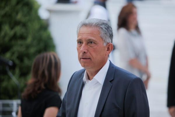 Ο ευρωβουλευτής του ΣΥΡΙΖΑ, Κώστας Χρυσόγονος