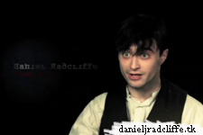 Updated: Behind the scenes: Daniel Radcliffe & Jon Hamm discuss A Young Doctor's Notebook