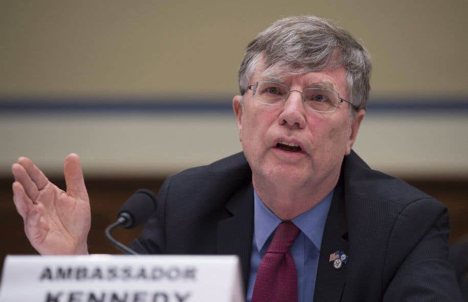 Le sous-secrétaire d'État Patrick Kennedy, sorte de superdirecteur des ressources humaines, du budget et de la sécurité, occupait son poste depuis 2007.