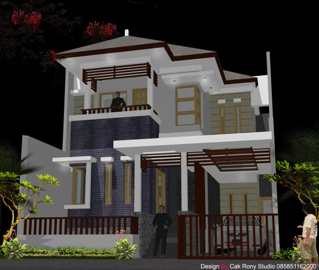 Desain Rumah Minimalislantai 6x15 Tambunbekasiindograha