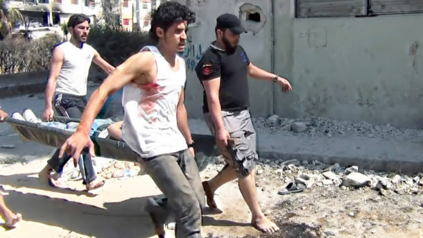 Return to Homs. Image courtesy of Human Rights Watch