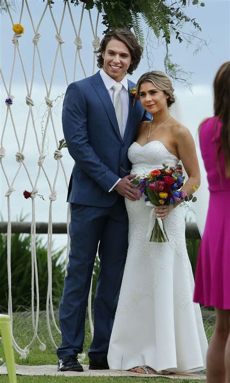 Home and Away is lining up a wedding for Billie and VJ