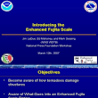 Severe Weather: Tornadoes and the Enhanced Fujita Scale (James LaDue)