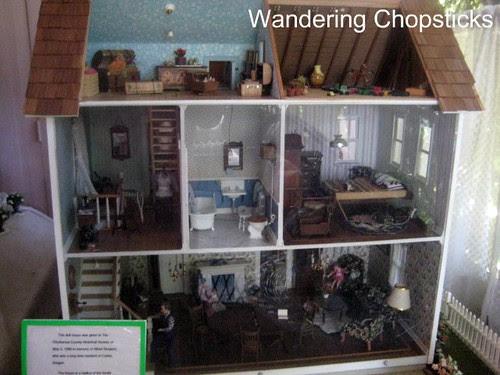 Day 3.4 Stevens-Crawford Heritage House - Oregon City 9