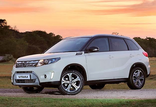 Suzuki Vitara: Return of the Legend