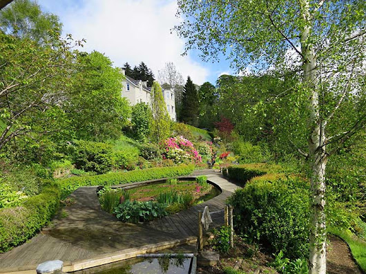 Scotland opens its gardens - Discover Britain