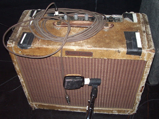 10 Classic Guitar Amps & The Songs That Made Them Famous | MyRareGuitars.com