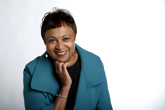 Carla Hayden Becomes First Woman Librarian of Congress