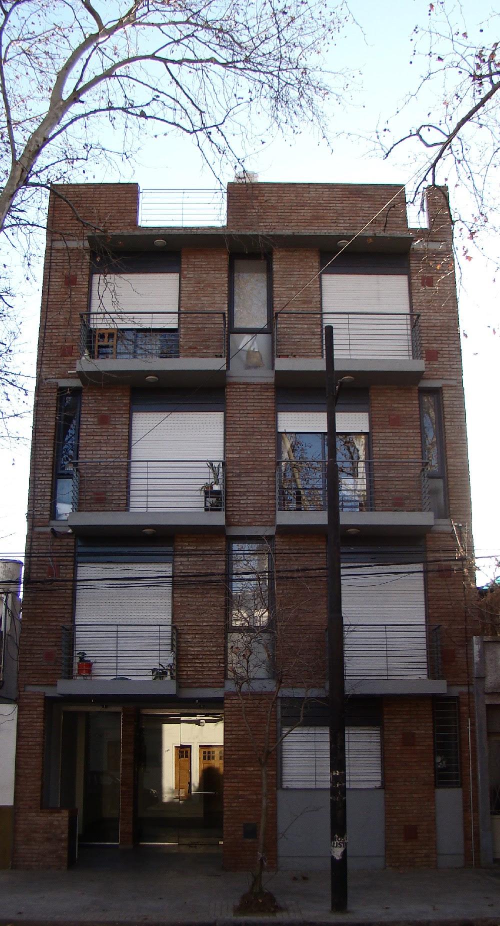 Edificio de vivienda san nicol s 338 fabrica de arquitectura y dise o tecno haus - Diseno de viviendas ...