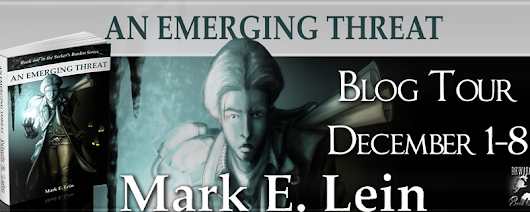 Author Interview: Mark Lein of AN EMERGING THREAT