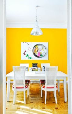 Paint a kitchen Wall colors !
