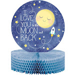 To The Moon And Back Centerpiece by Creative Converting