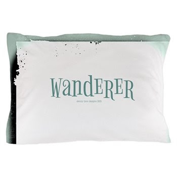 Wanderer Side Pillow Case