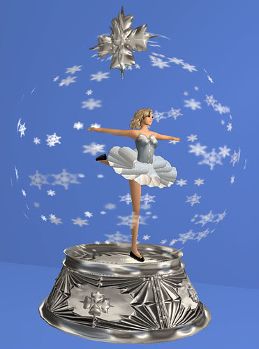 Ballerina Globe