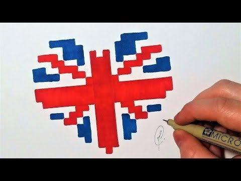 Art Pixel Art Facile Petit Coeur