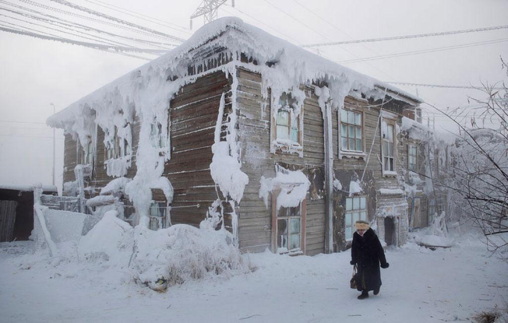 Conheça Oimekon, o povoado mais frio do planeta 08