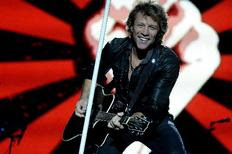 O Jon Bonjovi θα τραγουδήσει στο ΟΑΚΑ στις 11 Ιουλίου του 2011.